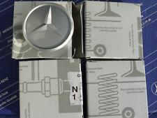 Original Mercedes Nabendeckel 4er Set Barockfelgen R107, W108 W109, W116, W123