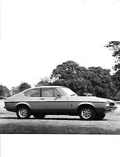 "FORD Capri 1.6 GL PRESS PHOTO ""vendite opuscolo"" correlate ""OTTOBRE 1975"