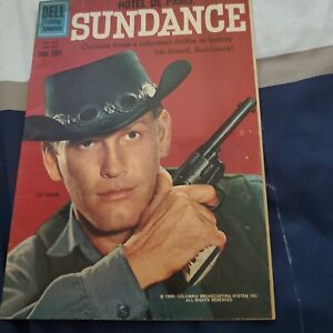 Earl holliman hotel del paree Sundance 1960 dell comic book