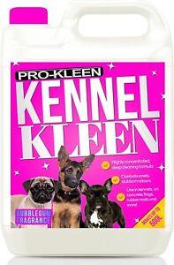 Pro-Kleen Kennel Kleen Bubblegum Fragrance Cleans Eliminates Odours Hutches