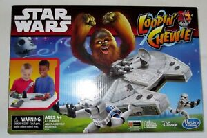 Star Wars Loopin' Chewie Playset Game