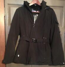 Womens ZXBLK Label by ZeroXposur black winter jacket size S Excellent Condition