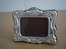 Handmade Sterling Silver Photo Picture Frame*84/4×6 Usa new