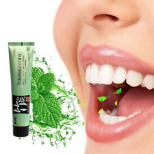 Bamboo Charcoal Travel Kit Pure Fresh Green Tea Scent Whitening Toothpaste 15g