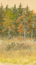 Dealer or Reseller Listed Modernism Landscape Art Paintings