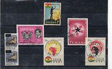 Ghana Valores del año 1959-84 (CV-569)