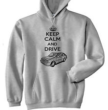 POLISH POLONEZ CARO PLUS FSO KEEP CALM P - GREY HOODIE - ALL SIZES IN STOCK