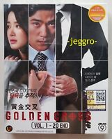 Korean Drama DVD Golden Cross (2014) GOOD ENG SUB All Region FREE SHIPPING