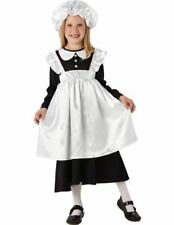 Rubie's Official Victorian Maid Costume Large Ages 7/8 New Unused Best Price UK