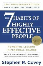 The 7 Habits of Highly Effective People by Stephen R. Covey Paperback