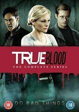 True Blood Complete Series Season 1 2 3 4 5 6 7 BOXSET DVD 34 Discs R4 1-7