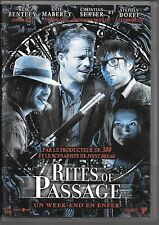 DVD ZONE 2--RITES OF PASSAGE--BENTLEY/MABERLY/SLATER/DORF