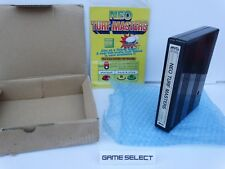 NEO TURF MASTERS GOLF NEO GEO MVS NEOGEO ARCADE ORIGINALE BOX KIT SERIAL MATCH