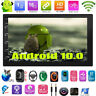 Android 10.0 Car Stereo MP5 Player Double 2Din GBT PS WIFI AUX USB FM Radio 7in
