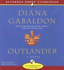 OUTLANDER: Outlander 1 by Diana Gabaldon (2006, CD) NEW