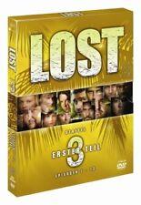 LOST, Staffel 3, Teil 1, Episoden 1-12 (4 DVDs)
