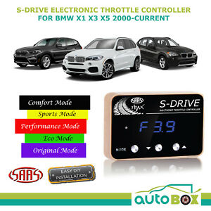 SAAS S Drive for BMW X1 X3 X5 2000-Current SAAS Electronic Throttle Controller