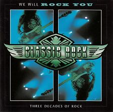 CLASSIC ROCK - WE WILL ROCK YOU / 2 CD-SET (TIME LIFE MUSIC TL 559/02)