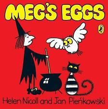 Meg oeufs (meg and mog) par helen nicoll, book, new