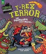 T-Rex Terror Picture Book (Dino Supersaurus)