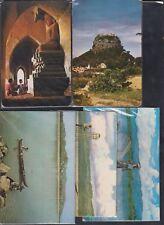 5 BURMA POST CARDS, NEW