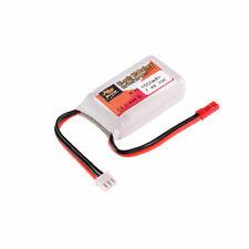 ZOP Power 7.4V 1000mAh 20C 2S Lipo batería JST Enchufe para RC Drone/COCHE/BOTE