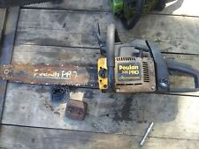 Poulan Pro Model: 335 Chainsaw project or parts