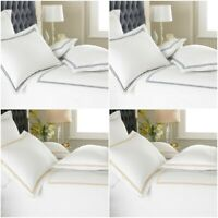 400 Thread Count Duvet Cover 100% Egyptian Cotton Bedding Bed Set Pillow cases