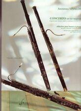 Concerto en do majeur F.VIII No 13 pour basson et piano