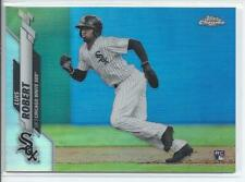 2020 Topps Chrome Luis Robert Refractor RC Factory Set Variation SP Rookie READ