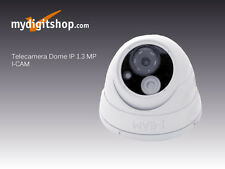 TELECAMERA DOME IP 1.3 MP 960P 6 MM IP66 IR 40 METRI SONY HD DAY NIGHT
