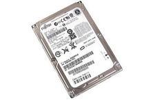 """HARD DISK 120GB FUJITSU MHW2120BH SATA 2.5"""" ATA 120 GB seriale funzionante"""