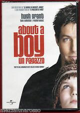 About a boy (Hugh Grant) DVD nuovo sigillato