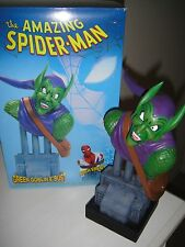 """DYNAMIC FORCES & MARVEL GREEN GOBLIN From The AMAZING SPIDER-MAN  8"""" Bust STATUE"""