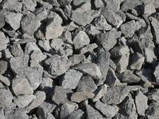 25 kg Basalt Splitt schwarz grau 16-32 mm Anthrazit - Basaltsplitt Lava