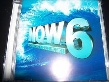 Now That's What I Call Music Volume 6 Japan Various CD (TOCP-50227) – Like New