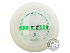 New Latitude 64 Opto Recoil 172g Clear Green Foil Fairway Driver Golf Disc