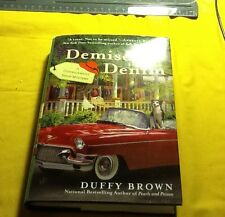 DEMISE IN DEMIN BY DUFFY BROWN HARDCOVER