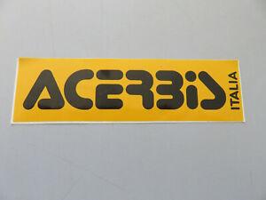 Adesivo Sticker ACERBIS ITALIA