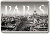 Paris France Fridge Magnet 02