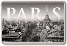 Paris France Fridge Magnet 02