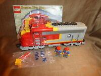 Lego Santa Fe Super Chief 10020 komplett mit Motor Limited Edition