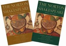 The Norton Shakespeare: Based on the Oxford Edition (Second Edition)  (Vol. Two-