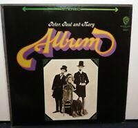 PETER PAUL & MARY ALBUM (VG+) ST-91350 LP VINYL RECORD