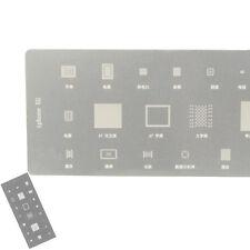 1 PC Mobile Phone Reballing BGA Template Stencils for iPhone 5S