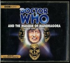 Doctor Who and the Masque of Mandragora by Philip Hinchcliffe 4 CDs