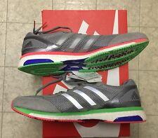 New Mens Adidas Adizero Adios Boost Running Shoe sz 11.5 B26826 ultra nmd