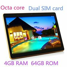 TYD 10.1 inch Tablet Android 6.0 GPS Octa Core 2560X1600 IPS Bluetooth RAM ….