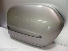 couvercle sacoche droit gris HONDA GL 1800 2002-04  piece d'origine