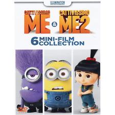 Cattivissimo Me 1 & 2 - Minimovie Collection  [Dvd Nuovo]
